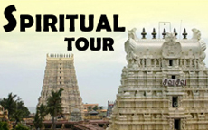 Spiritual Tour in South India